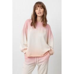 conjunto chandal tie dye rosa